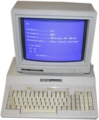 Tandy 1000 EX Personal Computer