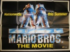 Super Mario Bros. Movie Poster