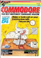 Your Commodore - April 1986