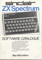 Sinclair ZX Spectrum Software Catalogue