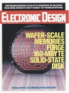 Wafer Scale Memories - Electronic Design