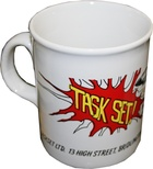 Taskset Ltd Promotional Mug