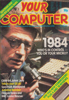 Your Computer - October 1984