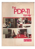 The PDP-11 Family - Brochures