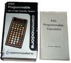 Commodore P50 Programmable Calculator