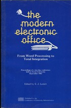 The Modern Electronic Office