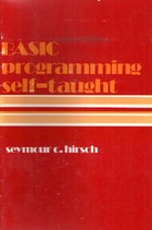 BASIC programming : self-taught