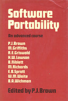 Software Portability An Advanced Course