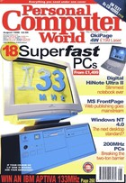 Personal Computer World - August 1996