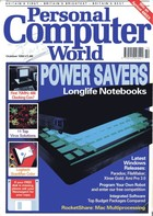 Personal Computer World - October 1992
