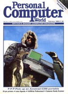 Personal Computer World - February 1988