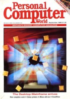Personal Computer World - September 1988
