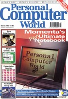 Personal Computer World - March 1992