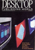 Personal Computer World - October 1988 Publishing Supplement