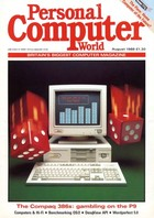 Personal Computer World - August 1988