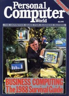 Personal Computer World - 1988 Business Supplement
