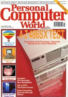 Personal Computer World - July 1992