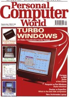 Personal Computer World - September 1992