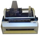 AES M45 Daisy Wheel Printer