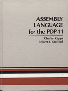 Assembly Language for the PDP-11
