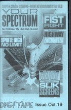Your Spectrum Oct 19