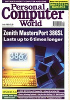 Personal Computer World - July 1991