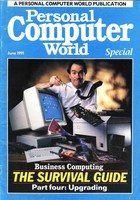 Personal Computer World - June 1991 Business Computing Supplement