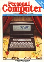 Personal Computer World - August 1984