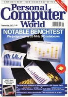 Personal Computer World - September 1991