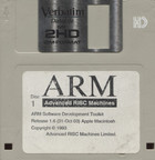 Arm Toolkit for Apple Macintosh Release 1.6