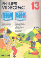 Philips Videopac 13 -  Playschool Maths