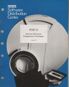 Digital PDP-11 System Software Components Catalogue