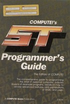 Compute's ST Programmer's Guide