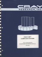 Cray X-MP - Dual Processor Mainframe Reference Manual HR-0032