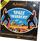Player One - Space Invaders 12'' Single (1979)