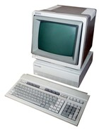 HP 2393A Graphics Terminal