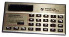 Prinztronic Executive Card LCD Calculator