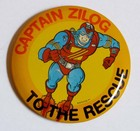 Captain Zilog Badge