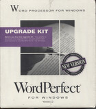 WordPerfect 5.2 for Windows Upgrade Kit