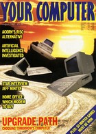 Your Computer - August 1987