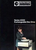 Series 4000 Exchangeable Disc Drive