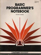 BASIC programmer's notebook