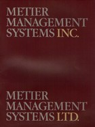 Metier Management Systems Reprt 1981