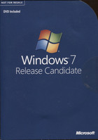 Windows 7 Release Candidate