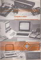 Computer Control - A Handbook for Teachers of Computer Studies (Microelectronics Education Programme)