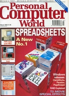 Personal Computer World - March 1993
