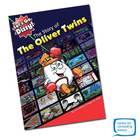 Let's Go Dizzy - The Story of the Oliver Twins - Book