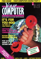 Your Computer - August 1986