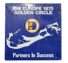 IBM Europe 1975 Golden Circle Partners in Success