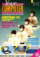 Your Computer - October 1986